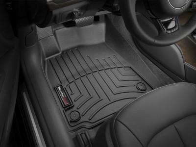 Коврики в салон 3D WeatherTech для автомобиля Audi A6 2011-н.в., комплект: 4 шт.
