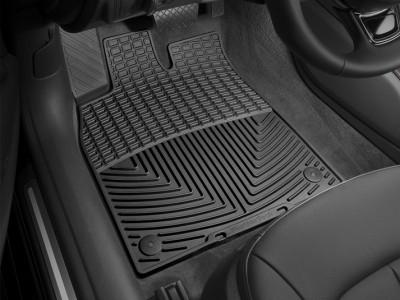 Коврики резиновые Weathertech (USA) в салон для Audi A6, 2011-н.в. (комплект; передние; задние)