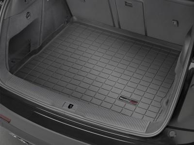 Коврик в багажник Weathertech (USA) для Audi Q3, 2014-н.в., (цвет: черный, какао)