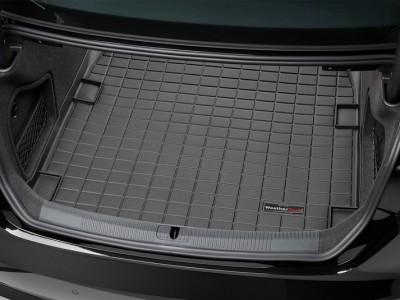 Коврик в багажник Weathertech (USA) для Audi A5 Sportback, 2016-н.в., (цвет: черный)