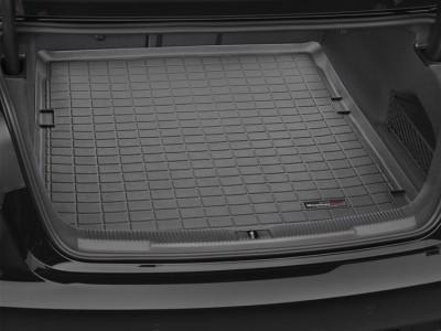 Коврик в багажник Weathertech (USA) для Audi A6 C6 Sedan, 2011-н.в., (цвет: черный)