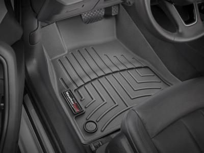 Коврики в салон 3D Weathertech (USA) для Audi A4 B9 Allroad, 2015-н.в.