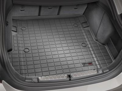 Коврик в багажник Weathertech (USA) для BMW 4 серия F36 (хэтчбек) 2013-н.в., (черный)