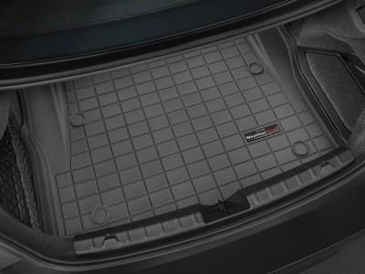 Коврик в багажник Weathertech (USA) для BMW 4 серия F32 2013-н.в., (черный)