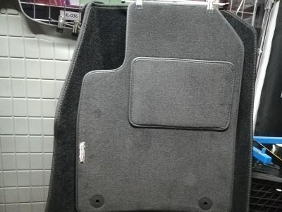 Коврики в салон текстильные (Avtocover) для Audi TT, 1998-2006, 4 шт. (цвет: серый, чёрный, бежевый)