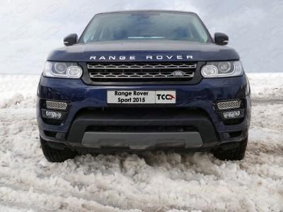 Накладки на воздухозаборник и ходовые огни для Land Rover Range Rover Sport, 2013-н.в. (TCC)