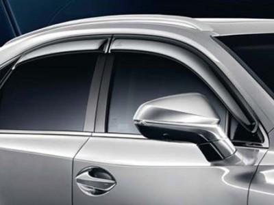 Дефлекторы окон для Lexus NX 2014-н.в., (оригинал) (Lexus)