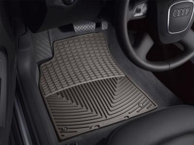 Коврики резиновые Weathertech (USA) в салон для Audi A5 (передние), 2007-2016