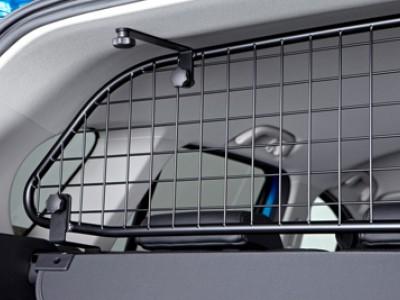 Разделительная сетка-собачник для Mazda CX-5, 2011-2016, (оригинал) (Mazda)