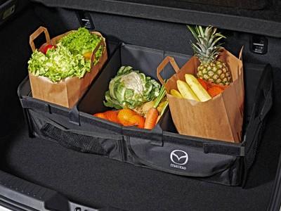 Распределительный бокс для перевоза груза в багажнике для Mazda CX-5, 2011-2016, (оригинал) (Mazda)
