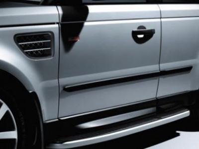 Дверные молдинги RRS для Land Rover Range Rover Sport, 2005-2009, (оригинал) (Land Rover)
