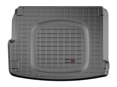 Коврик в багажник Weathertech (USA) для Audi A8, 2013-2017, (turbodisel), (цвет: черный)