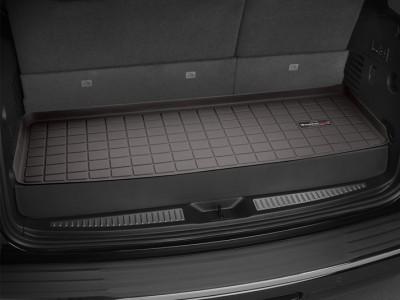 Коврик в багажник Weathertech (USA) для ACURA MDX 2013-н.в., короткий, (черный; серый; бежевый и какао)