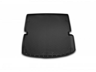 Коврик в багажник Novline для ACURA MDX, 2013-н.в.,, кросс., длин., 1 шт. (полиуретан; чёрный)