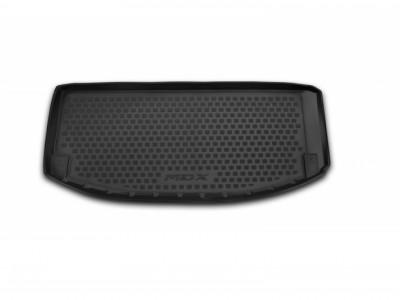 Коврик в багажник Novline для ACURA MDX, 2013-н.в., кросс. кор., 1 шт. (полиуретан; чёрный)
