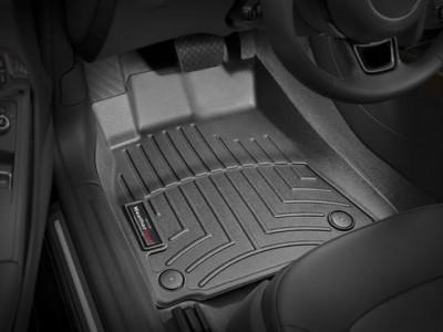 Коврики в салон 3D WeatherTech для автомобиля Audi A4/ S4/ RS4 2011-2015 , комплект:4  шт.