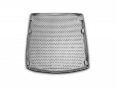 Коврик в багажник Novline для AUDI A-5 2007-2016, куп. (полиуретан; чёрный; серый)