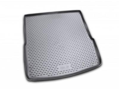 Коврик в багажник Novline для AUDI A-6 allroad quatro/avant 2004-2008, ун. (полиуретан; чёрный; серый)