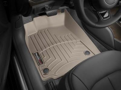 Коврики в салон 3D WeatherTech для автомобиля Audi A7 2010-н.в., комплект: 4 шт.