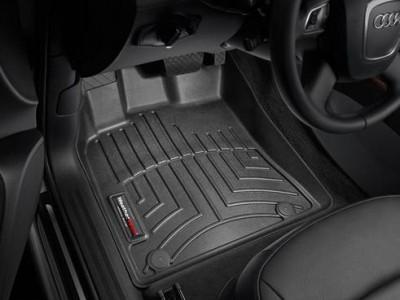 Коврики в салон 3D WeatherTech для автомобиля Audi Q5 2008-2016, комплект: 3 шт.
