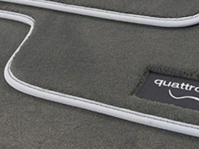 Коврики в салон (VAG) для Audi Q7 Premium Edition 2005-2015, 4 шт. (текстиль)