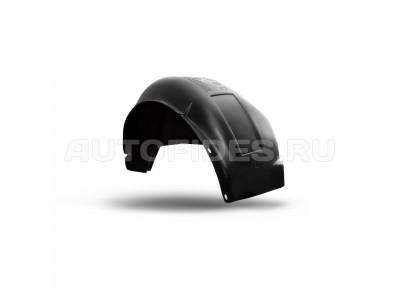Подкрылки для CHEVROLET Aveo (T250) 2006-2008, седан (задние;передние; поштучно;пара)