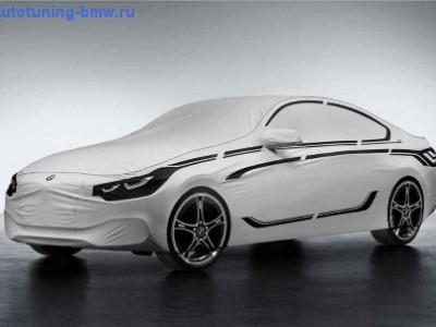 Защитный чехол-тент для BMW 4 серия F32 2013- н.в., (BMW)