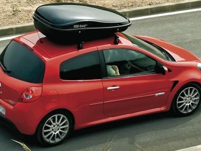 Багажники CRUZ SX (Испания) (108, 118, 128см) (поперечены 2 шт., сталь, c креплением в штатные места или за интегрированные рейлинги)