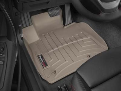 Коврики в салон 3D WeatherTech для автомобиля BMW 3 series F30/ F31 2011-н.в., комплект: 4 шт.