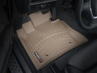 Коврики в салон 3D WeatherTech для автомобиля BMW X6/ X6M E71 2008-2014 , комплект: 3 шт.