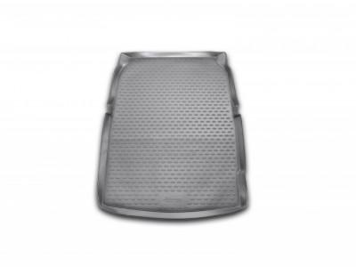 Коврик в багажник Novline для  BMW 5 (F10), 2009-2016, сед. (полиуретан; чёрный)
