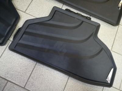 Комплект резиновых задних ковриков для BMW X5 F15 2013- н.в. 2шт. (Original) (VAG)
