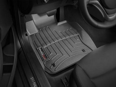 Коврики в салон 3D WeatherTech для автомобиля BMW X1 E84 2009-2015, комплект: 4 шт.