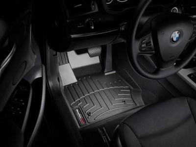 Коврики в салон 3D WeatherTech для автомобиля BMW X3 F25 2010-2017, комплект: 3 шт.