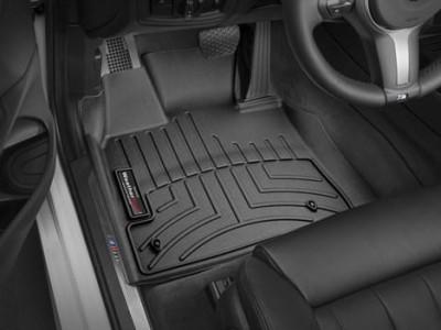 Коврики в салон 3D WeatherTech для автомобиля BMW X5 F15 2013-н.в., комплект: 3 шт.