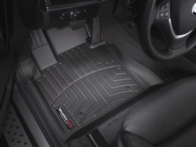 Коврики в салон 3D WeatherTech для автомобиля BMW X5 E70 2006-2013 , комплект: 3 шт.