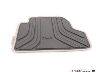 Резиновые коврики Modern Line для BMW F32 4-серия, задние (BMW)
