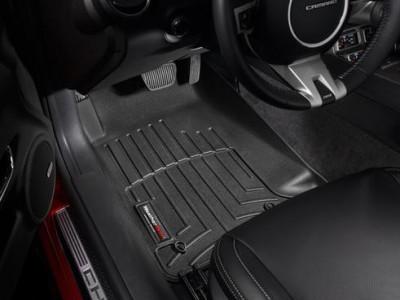 Коврики в салон 3D WeatherTech для автомобиля Chevrolet Camaro V 2009-н.в./ VI 2012-н.в., комплект: 4 шт.