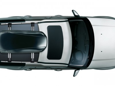 Багажный бокс для Land Rover Discovery IV, 2009-2016, (оригинал) (Land Rover)