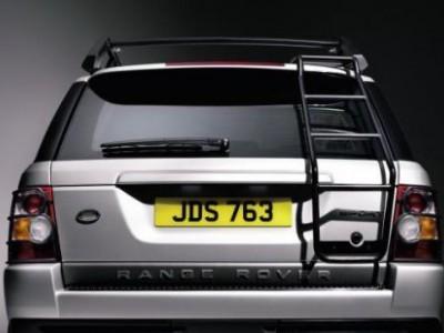 Лестница на пятую дверь RRS для Land Rover Range Rover Sport, 2005-2009, (оригинал) (Land Rover)
