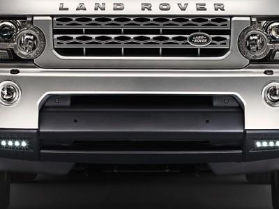 Фары дневного света для Land Rover Discovery IV, 2009-2016, (оригинал) (Land Rover)