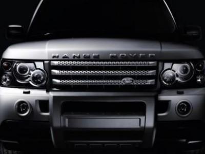 "Передняя защита ""Кенгурин"" RRS для Land Rover Range Rover Sport, 2005-2009, (оригинал) (Land Rover)"