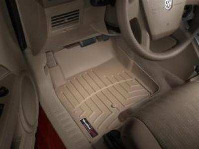 Коврики в салон 3D WeatherTech для автомобиля Dodge Caliber 2006-2011 , комплект: 4 шт.