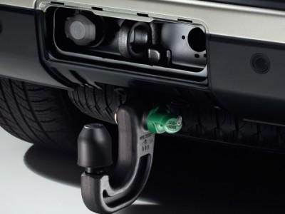 Съёмное буксировочное приспособление для Land Rover Discovery IV, 2009-2016, (оригинал) (Land Rover)