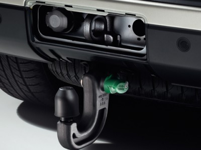 13-контактные разъёмы для Land Rover Discovery IV, 2009-2016, (оригинал) (Land Rover)