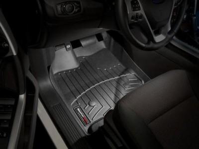 Коврики в салон 3D WeatherTech для автомобиля Ford Edge 2010-2014 , комплект: 3 шт.