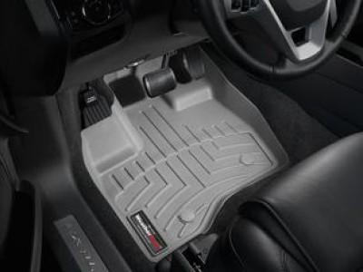 Коврики в салон 3D WeatherTech для автомобиля Ford Explorer 2010-2015, комплект: 3 шт.