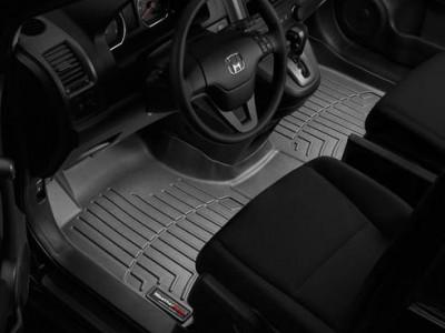 Коврики в салон 3D WeatherTech для автомобиля Honda CR-V 2006-2011 , комплект: 2 шт.