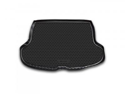 Коврик в багажник Novline для  INFINITI EX35 2007-н.в./ INFINITI QX50 2013-н.в., кросс. (полиуретан, чёрный, серый, бежевый)