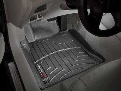Коврики в салон 3D WeatherTech для автомобиля Infiniti M 2010-2013, комплект: 4 шт.